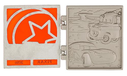 Disney Pixar Party Cars Pin