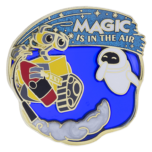 Magic is in the Air WALL-E Pin