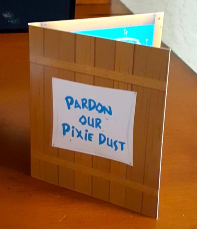 Pardon Our Pixie Dust Pin Set
