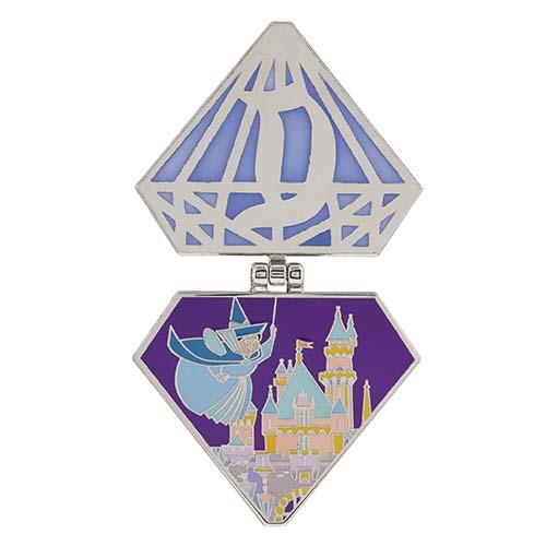Merryweather 60th Disney Pin