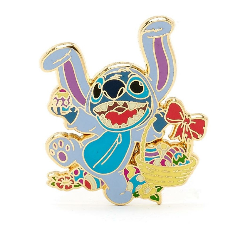 Stitch Easter Pin