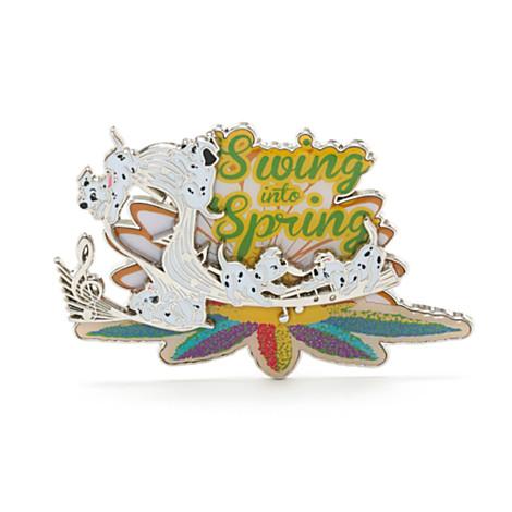 Swing into Spring Pin - Disney Store UK