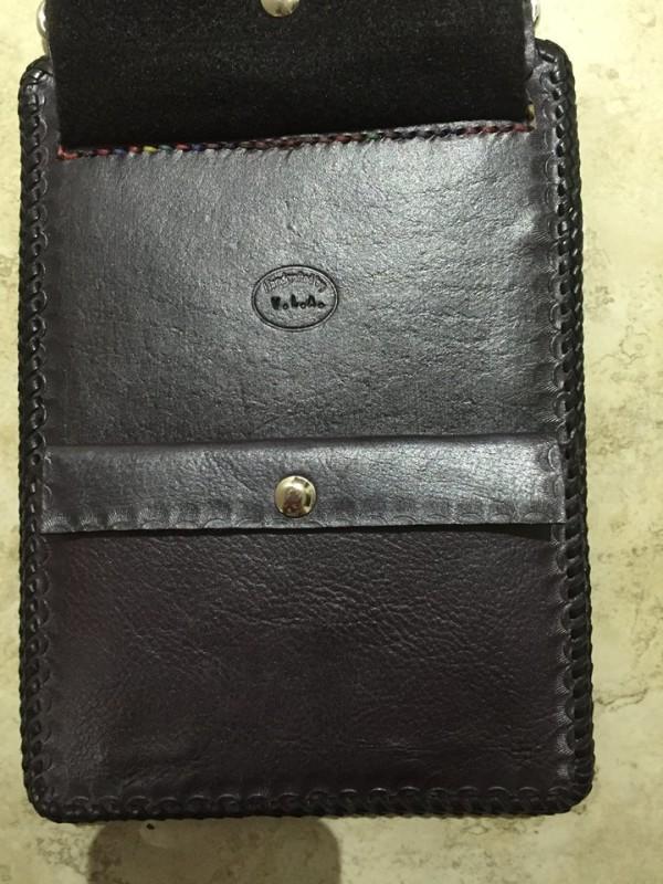 Vitruvian Leather Art Disney Bag