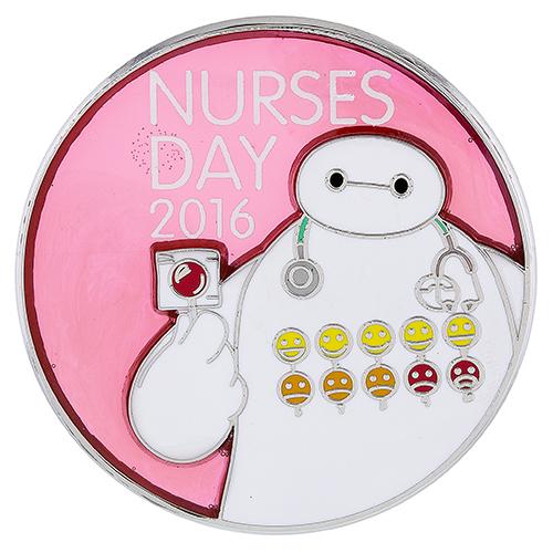 Baymax Nurses Day 2016 Pin