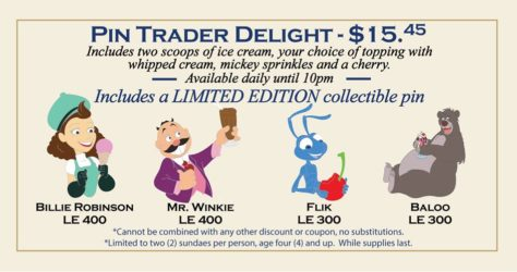 DSSH Pin Trader Delight - April 28, 2016