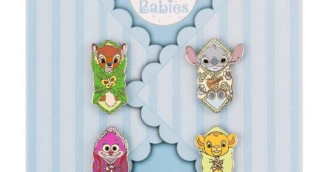 Disney Babies Booster Pin Set