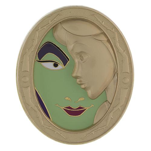 Disney Duets Aurora Maleficent Pin