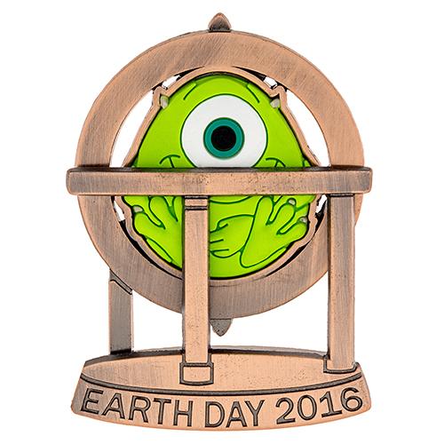 Earth Day 2016 Disney Pin
