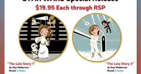LE 250 Surprise Star Wars ACME Pins - Disney Pins Blog