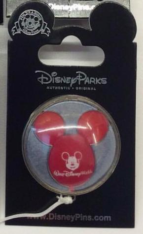 Mickey Balloon Disney Pin