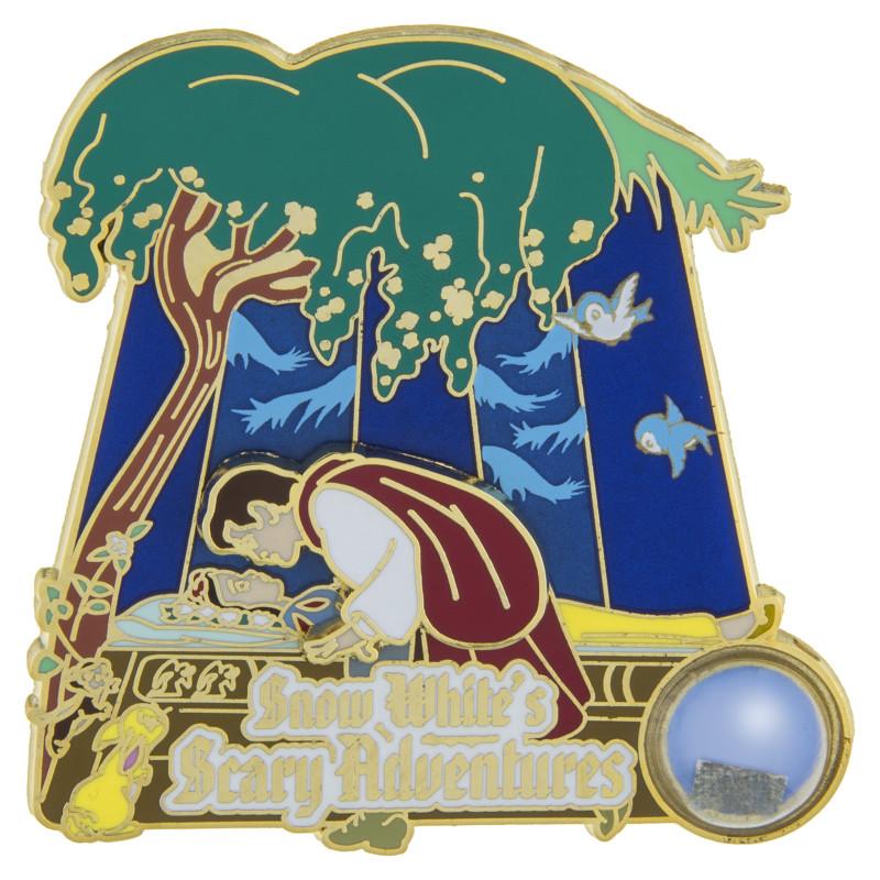 PODH Snow White's Scary Adventures Pin