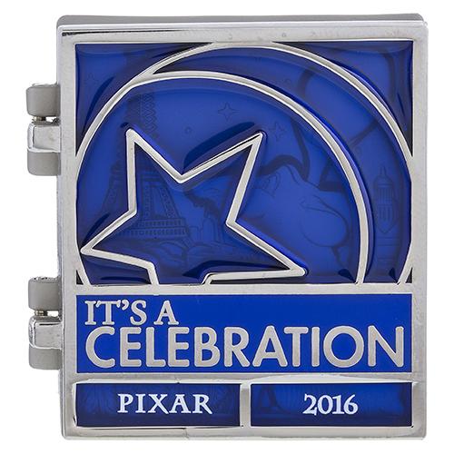 Pixar Party Ratatouille Pin