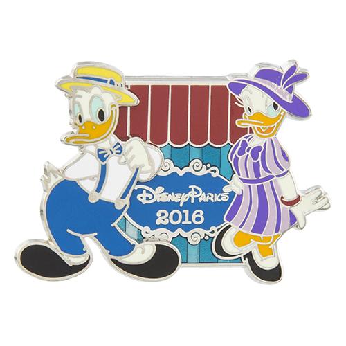 Spring 2016 Disney Pin