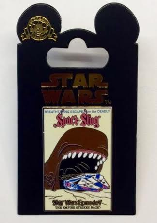 Storybook Land Star Wars Pin