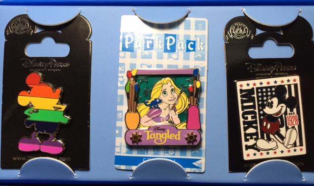 Tangled Disney Park Pack