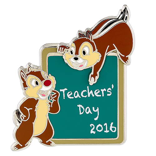 Teachers Day 2016 Pin