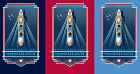 DCL Transatlantic 2016 Art