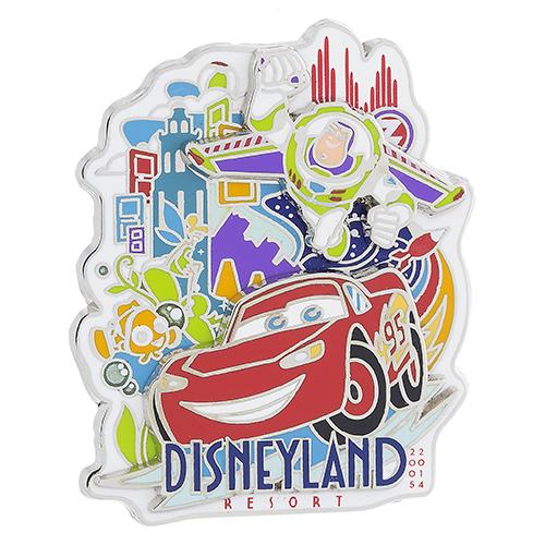 Disneyland Decades 2005-2014 Pin