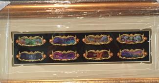 Framed Pin Set