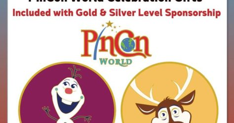 PinCon World LE 250 ACME Frozen Pins