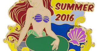 Summer 2016 Disney Pin