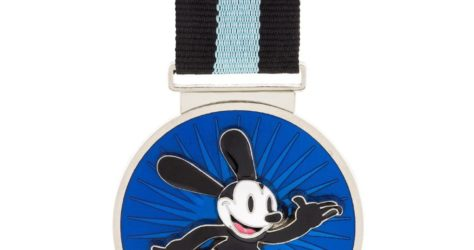D23 Member Oswald Ribbon Pin 2016
