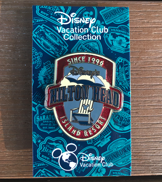Disney Hilton Head DVC Pin