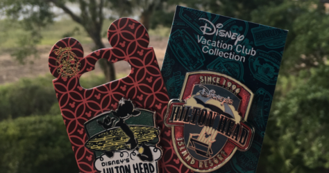Disney Hilton Head Island Resort Pin Trading