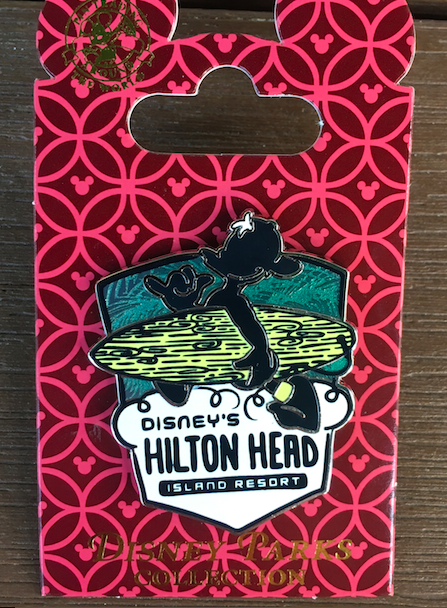 Disney Hilton Head Pin 2016