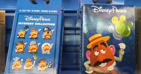 Mr. Potato Head Mystery Pin Collection