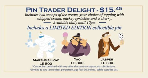 Pin Trader Delight - June 29, 2016