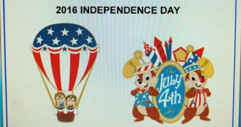 WDI 2016 Independence Day Pins