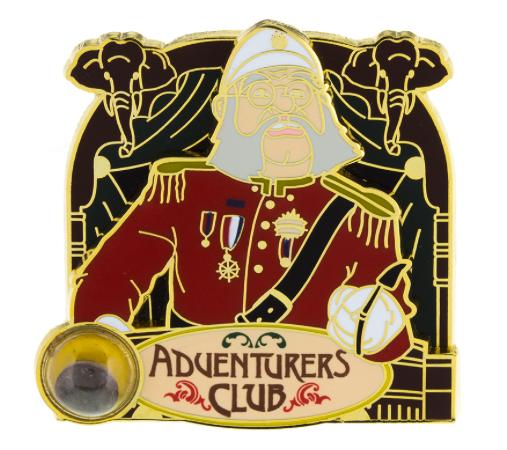 Adventures Club PODH Pin 2016