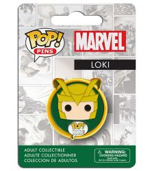Marvel Loki Pin