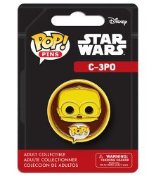 Star Wars C-3PO Pin