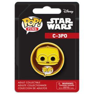 Star Wars C-3PO Pin