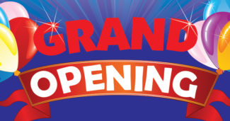 DPB Store Grand Opening
