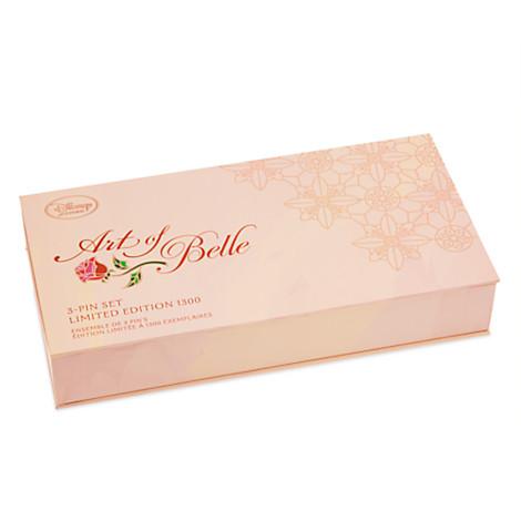 Art of Belle Pin Set Box