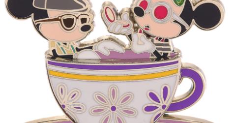 Bon Vivant Teacup Disney Pin