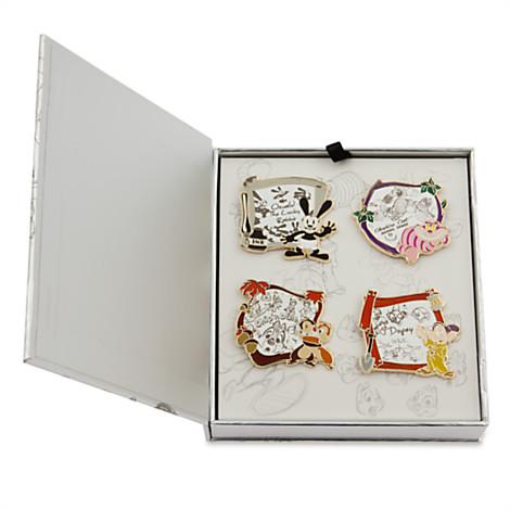 Disney Animation Boxed Pins