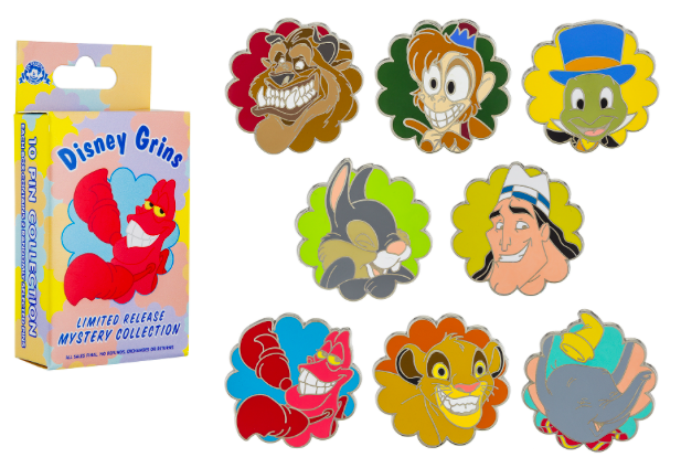 New Disney Pins September 2016 Week 1 - Disney Pins Blog: disneypinsblog.com/new-disney-pins-september-2016-week-1