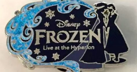 Frozen Live at the Hyperion Pin