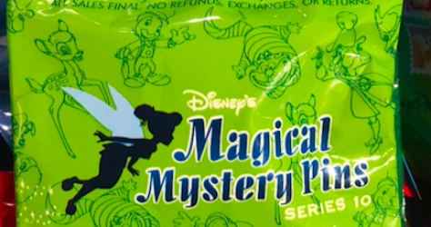 Magical Mystery Series 10 Pouch