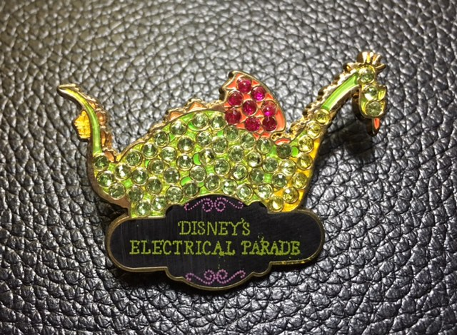 Main Street Electrical Parade Pin