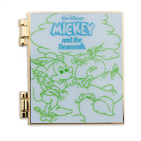 Mickey and the Beanstalk Pin 2016