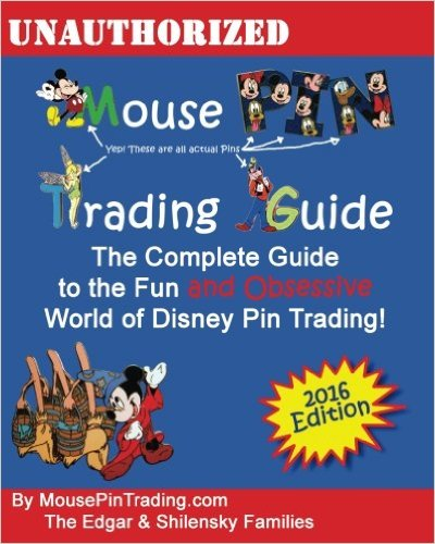 Mouse Pin Trading Guide 2016