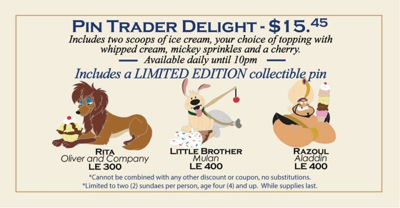 Pin Trader Delight - August 31, 2016