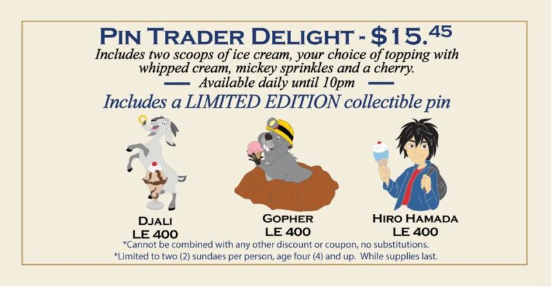 Pin Trader Delight - August 7, 2016