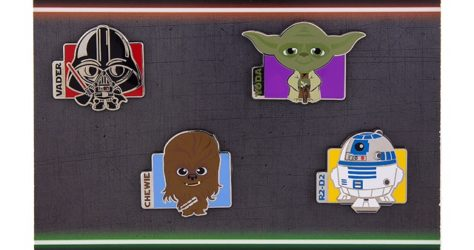 Star Wars Pin Set 2016