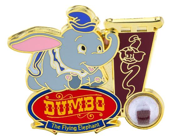 Dumbo PODH Pin 2016